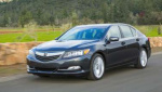 Acura RLX rims and wheels photo