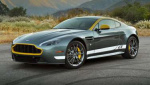 Aston Martin Vantage GT rims and wheels photo