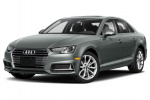 Audi A4 rims and wheels photo