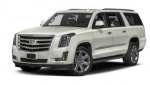 Photo 2017 Cadillac Escalade ESV