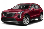 Cadillac XT4 rims and wheels photo