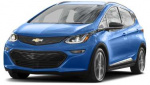 Chevrolet Bolt EV rims and wheels photo