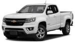 Chevrolet Colorado rims and wheels photo
