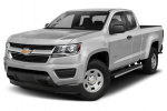 Chevrolet Colorado tire size