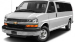 Chevrolet Express 3500 rims and wheels photo