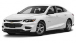 Chevrolet Malibu rims and wheels photo