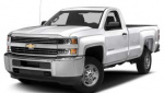 Chevrolet Silverado 2500HD rims and wheels photo