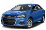 Chevrolet Sonic rims and wheels photo