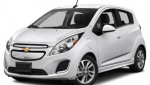Chevrolet Spark EV rims and wheels photo