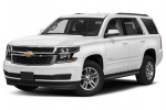 Chevrolet Tahoe tire size