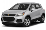 Chevrolet Trax tire size