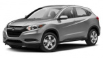 Honda HR-V rims and wheels photo