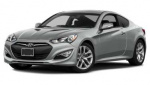 Photo 2016 Hyundai Genesis Coupe