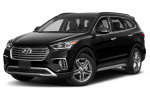 Hyundai Santa Fe rims and wheels photo