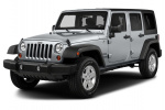 Jeep Wrangler JK Unlimited tire size