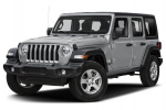 Jeep Wrangler Unlimited tire size