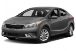Kia Forte rims and wheels photo