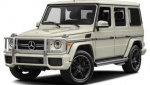 Mercedes-Benz AMG G63 tire size