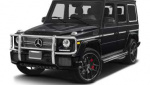 Mercedes-Benz AMG G65 tire size