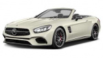 Mercedes-Benz AMG SL63 tire size