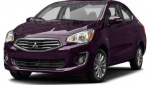 Photo 2017 Mitsubishi Mirage G4