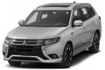 Mitsubishi Outlander PHEV rims and wheels photo