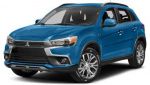 Mitsubishi Outlander Sport rims and wheels photo
