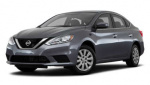 Nissan Sentra rims and wheels photo
