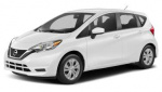 Nissan Versa Note rims and wheels photo