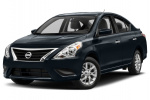 Nissan Versa rims and wheels photo
