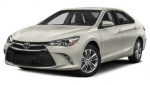 Toyota Camry rims and wheels photo