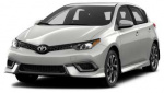 Photo 2017 Toyota Corolla iM