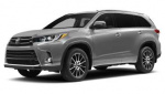 Toyota Highlander rims and wheels photo
