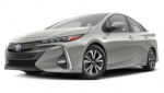 Toyota Prius Prime rims and wheels photo