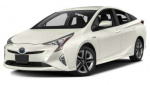 Toyota Prius rims and wheels photo