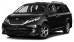 Toyota Sienna rims and wheels photo
