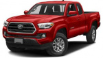 Toyota Tacoma rims and wheels photo