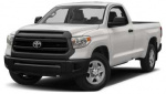 Toyota Tundra rims and wheels photo