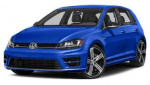 Volkswagen Golf R rims and wheels photo