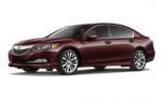 Acura RLX Sport Hybrid rims and wheels photo