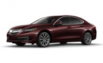Acura TLX rims and wheels photo