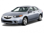 Acura TSX rims and wheels photo