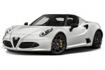 Photo  Alfa Romeo 4C Spider