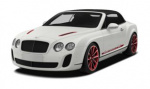 Bentley  Continental Supersports tire size