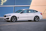 BMW 340 Gran Turismo rims and wheels photo