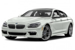 BMW 650 Gran Coupe tire size
