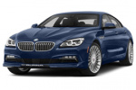 BMW ALPINA B6 Gran Coupe tire size