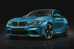 BMW M2 tire size