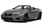 BMW M6 tire size