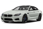 BMW M6 Gran Coupe tire size